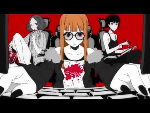 【P5】ペルソナ5 オープニング アニメーション - YouTube