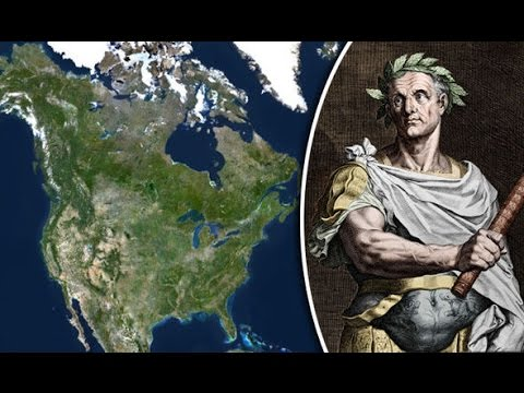 Historians Claim ROMANS Discovered America NOT Christopher Columbus