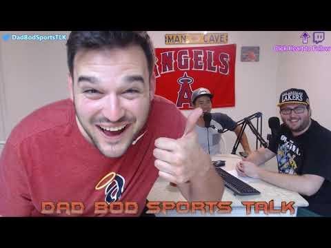 BodCast - 107 NFL Recap, What is happening in SPORTS?? Dalton eats WORLD!