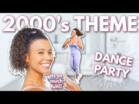 Download 2000s Dance Workout | 15 Min Full Body Fat Burn, No Equipment | growwithjo