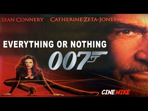 Sean Connery as James Bond in Everything Or Nothing (fan tra