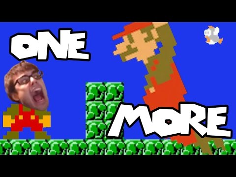 Mario Maker - Do The Lanky Hanky Panky, One More Time! (Super Fun Levels!) | One More #6