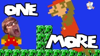 Mario Maker - Do The Lanky Hanky Panky, One More Time! (Super Fun Levels!) | One More #6 thumbnail