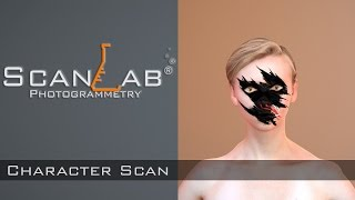 3D Scan - Head MD by Scanlab Photogrammetry