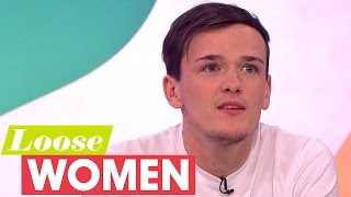 George Sampson Opens Up About His Rocky Relationship With His Mum   Loose Women