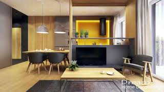 Home Decoration Styles for Modern Homes Kitchen and Living Room &Modern styles & Interior & Houses a