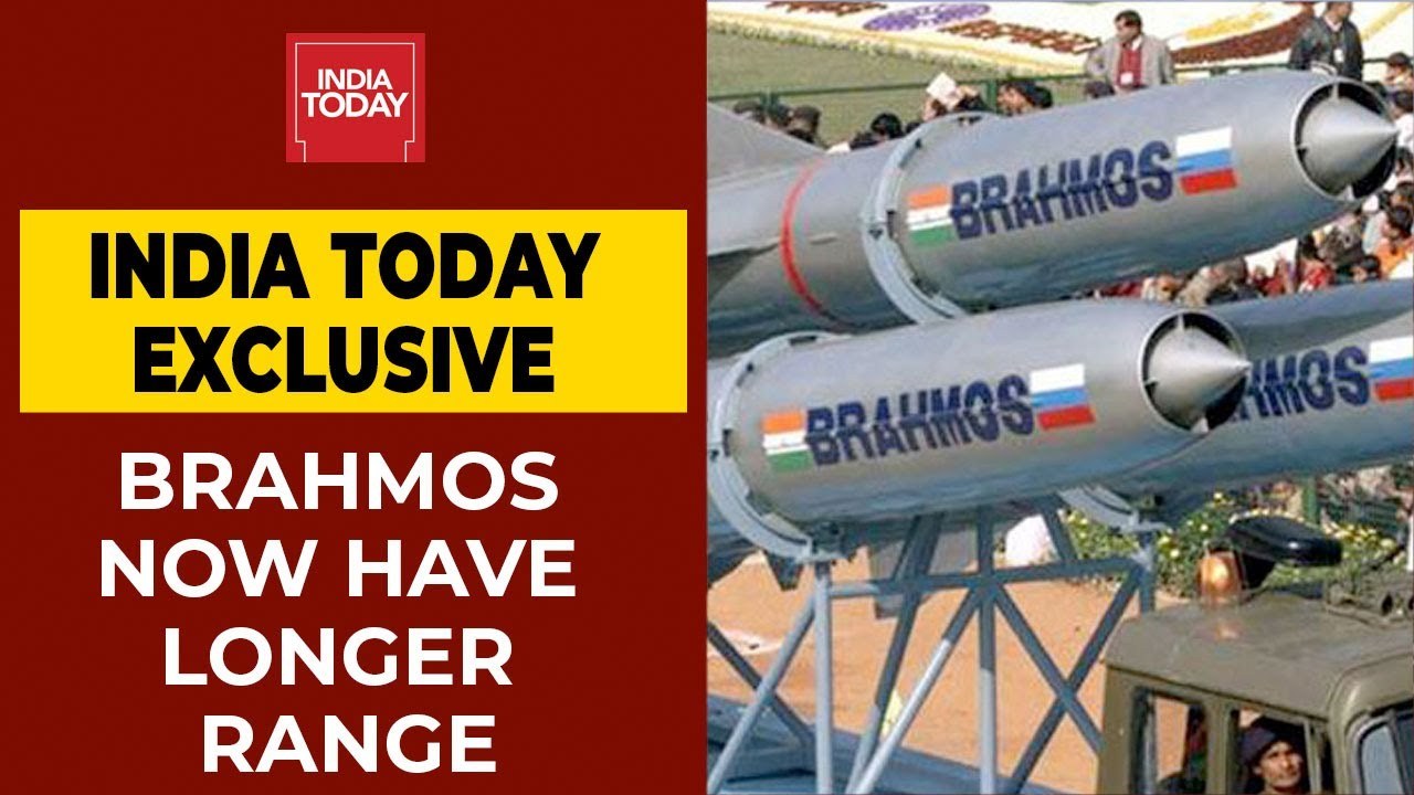 Download Brahmos Missiles Now Have Longer Range   India's War Arsenal Gets Massive Boost Against China