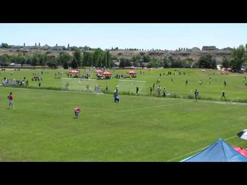 BNSC Arsenal vs La Roca part1