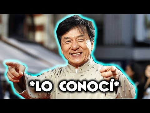 CONOCI A JACKIE CHAN