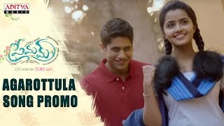 Download Hindi Video Songs - Agarottula Song Promo || Naga Chaitanya, Sruthi Hassan || Gopi Sunder, Rajesh Murugesan