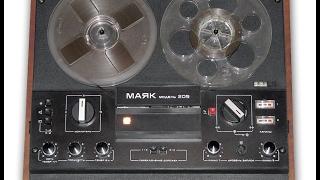 Ремонт) магнитофон маяк 205 1982 года