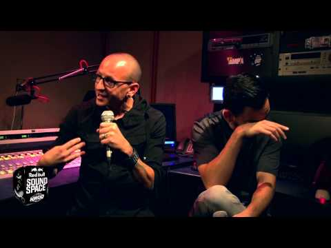 Linkin Park Lightning Round In The Red Bull Sound Space At KROQ