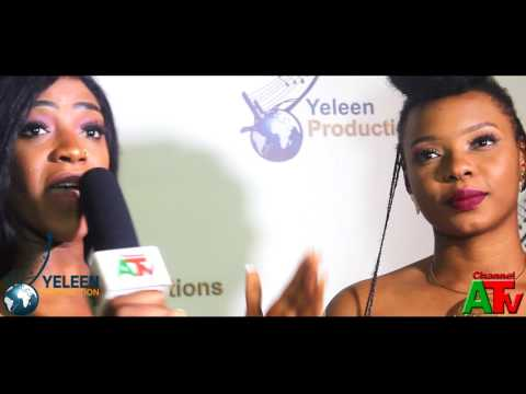 Yemi Alade Behind Scenes Exclusive interview with Yassin in Seattle