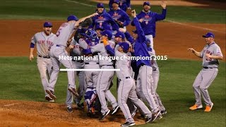 mets 2015 playoff highlights