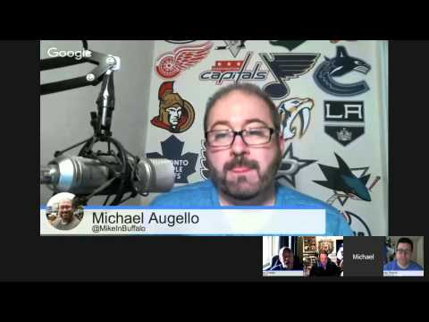 The HockeyBuzzCast Live: Team USA