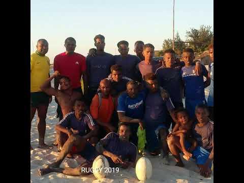 RUGBY MORONDAVA MADAGASCAR  (( En photo 2018 & 2019))
