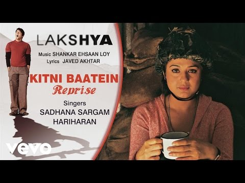Kitni Baatein – Reprise - Official Audio Song | Lakshya | Shankar Ehsaan Loy