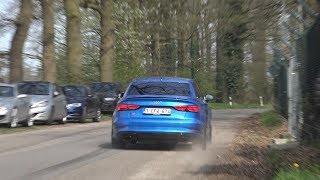 Audi RS3 Sportback 8V Compilation! - Launches, INSANE Crackles, Revs & LOUD Accelerations