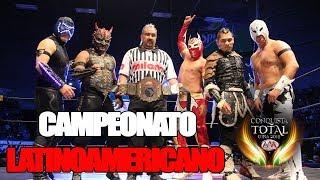 LuchaLibreAAA #Deportes #Lucha Lucha por el CAMPEONATO LATINOAMERIC...