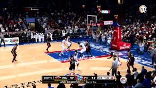 NBA Live 15: Giant Bomb Quick Look