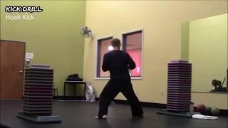 Black Belt Workout #6: Kick Drills for Flexibility, Accuracy, & Balance