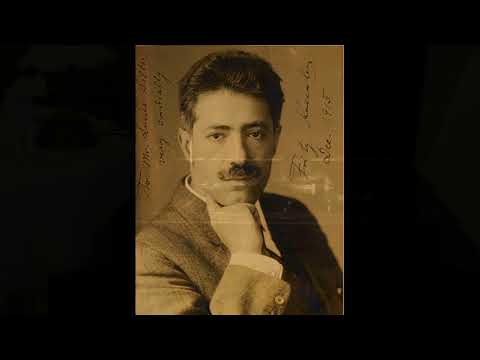 Fritz Kreisler plays