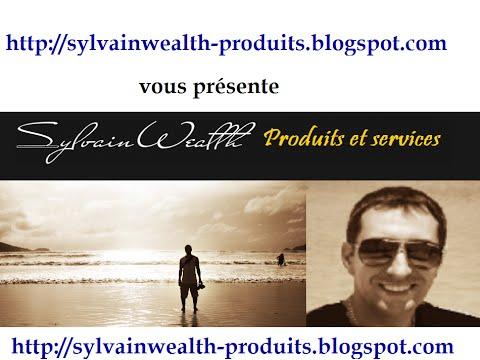 Sylvain Wealth produits et formations | Comment changer de vie et vivre ses rêves