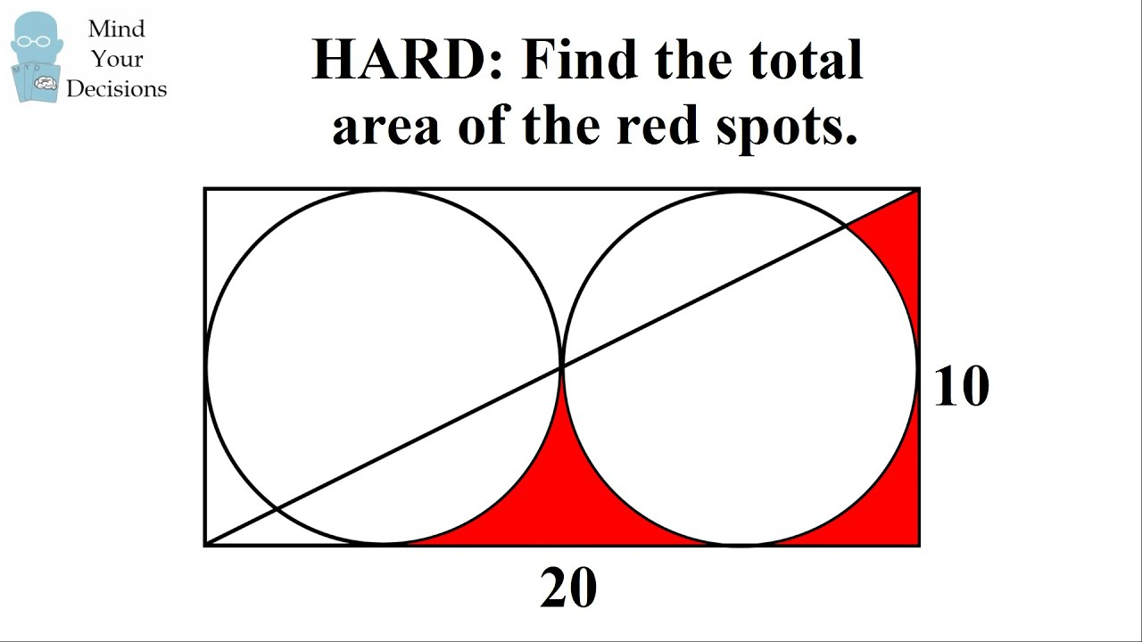 Can You Solve This 6th Grade Geometry Problem From