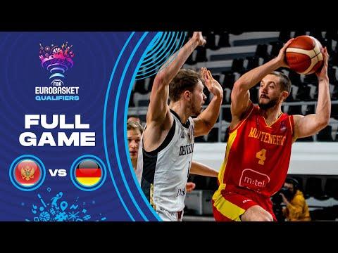 Montenegro v Germany