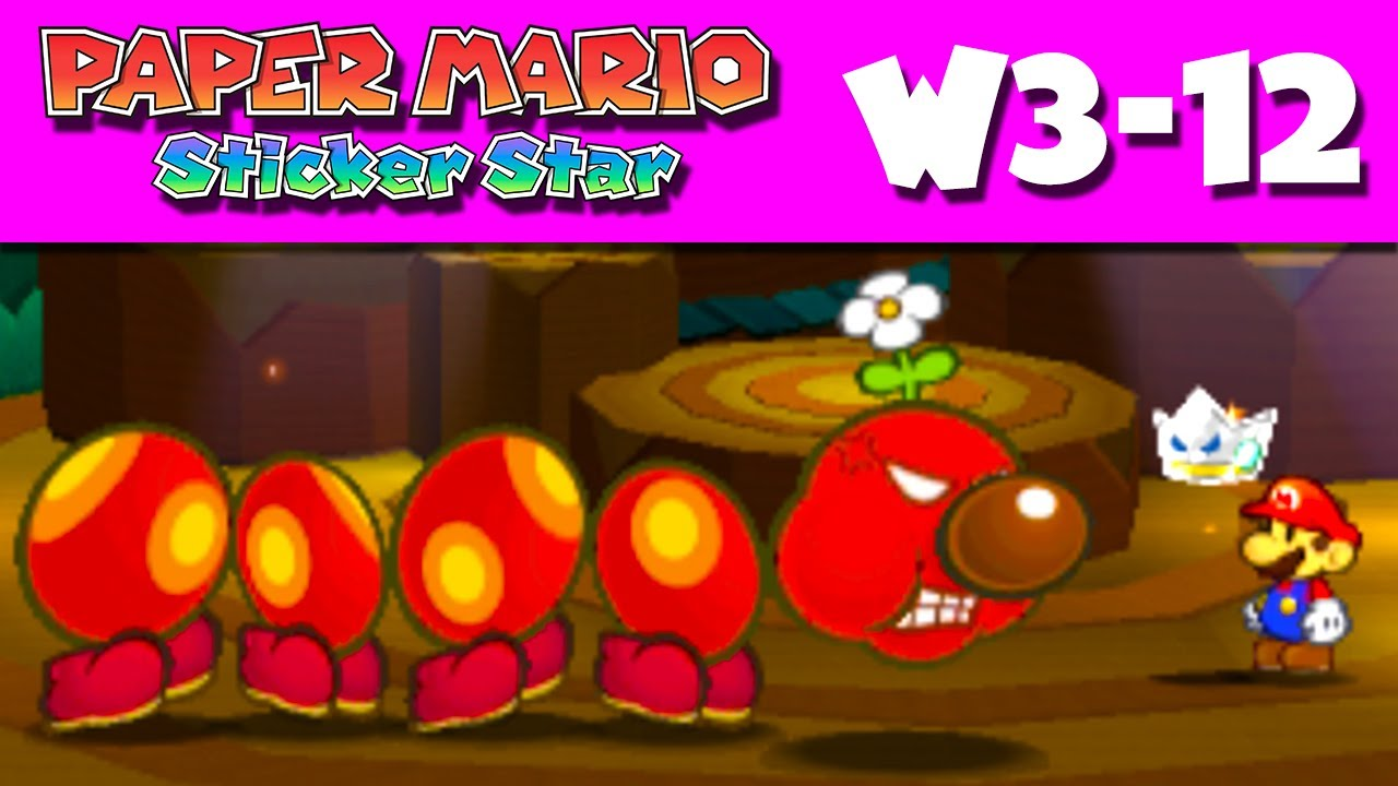help with paper mario sticker star Sticker (paper mario: sticker star) from the super mario wiki mario is forced to retrieve them with the help of kersti, a sticker being who is the caretaker of.