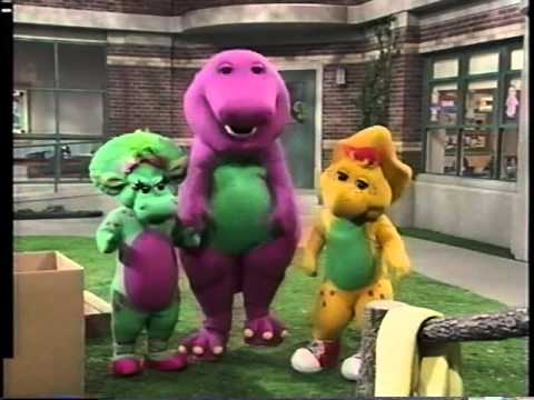 Barney: What a World We Share (VHS Version)