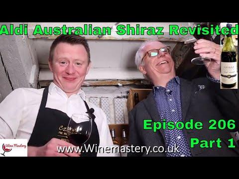 Aldi Australian Shiraz - Updated (Episode 206 - Part 1)