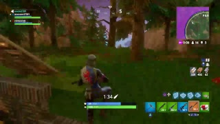 Royal victory over Fortnite by couple