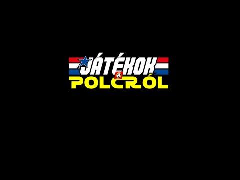 Játékok a Polcról live - 30. adás
