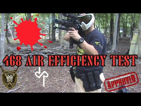 Rap4 468 Air Efficiency Test