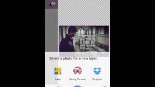 Android telefonda fotoğraf arkaplanı değiştirme