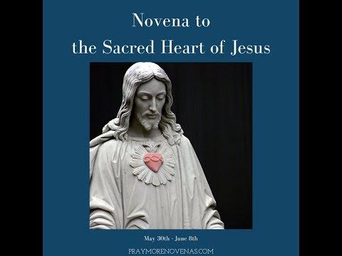 Day 3 - Sacred Heart of Jesus Novena | 2018