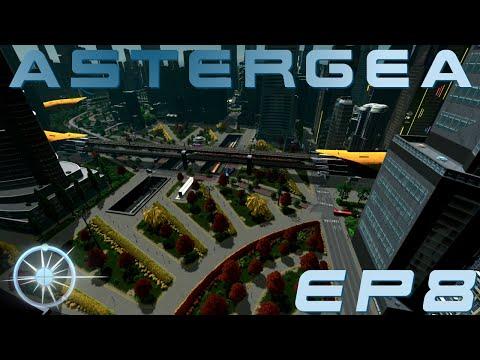 Cities: Skylines, Astergea EP8 - Weltschmerz and Yūgen (幽玄)