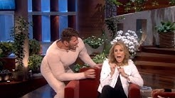 Cheryl Hines Gets Her Pants Scared Off