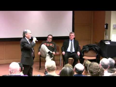 "David Horowitz on the ""Israeli-Palestinian Conflict: Myths and Facts"" (Brooklyn College)"