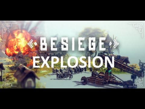 Besiege Nuke & Mod Highlight
