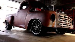 500HP 1951 Coyote Studebaker Lives! More AWD HEMI Stuff!
