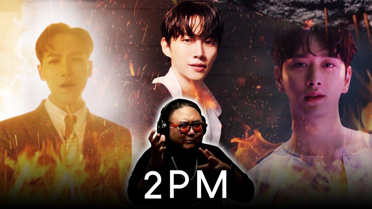 The Kulture Study: 2PM 'Make It' MV REACTION & REVIEW