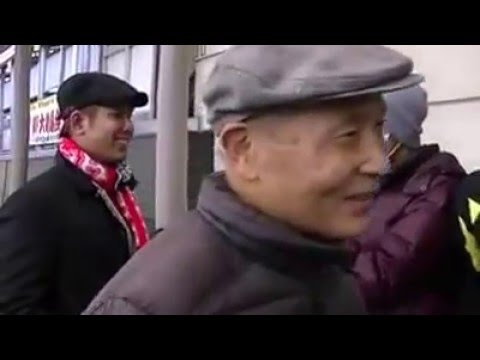 Orang Jepang Nyanyi Lagu Bengawan Solo