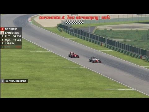 assetto corsa - Formula RSS 2 - @ Vallelunga - asfaltorovente