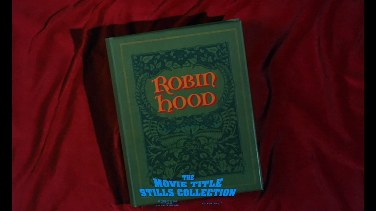 Download Robin Hood (1973) title sequence