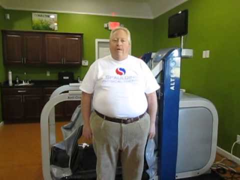 A Weight Loss Journey on the Anti-Gravity Treadmill® - AlterG