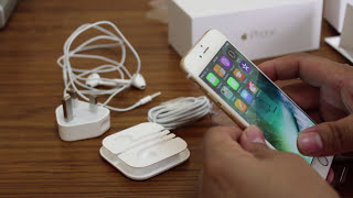 Apple iphone 6 Gold 32Gb(Unboxing)