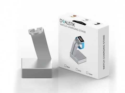 Best Apple Watch Charging Stand Review   Built to Last - Fantastic Value