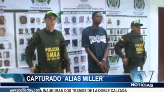 CAPTURADO ´ALIAS MILLER´